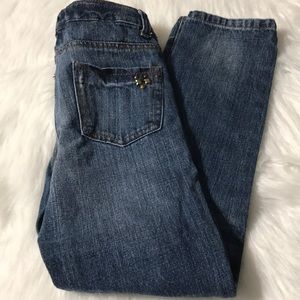 Mossimo supply girls jeans size 8